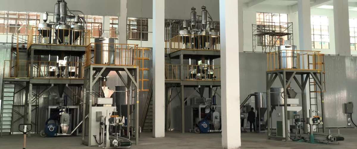 品牌实力·科学的生产管理体系