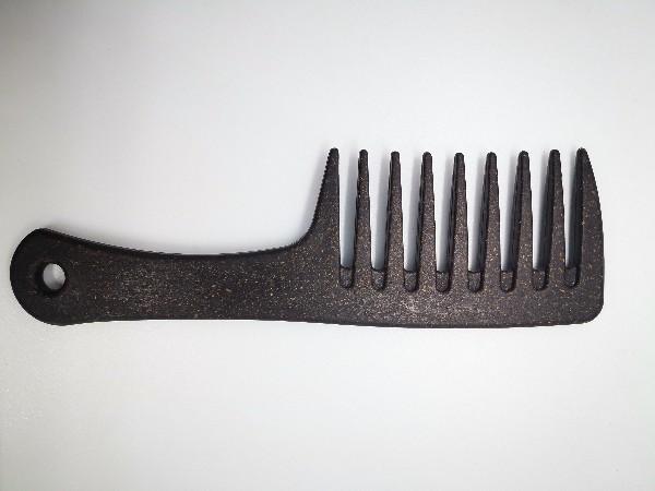 PP咖啡纤维应用案例——梳子