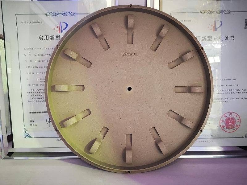 ABS咖啡渣卡西欧钟表盘