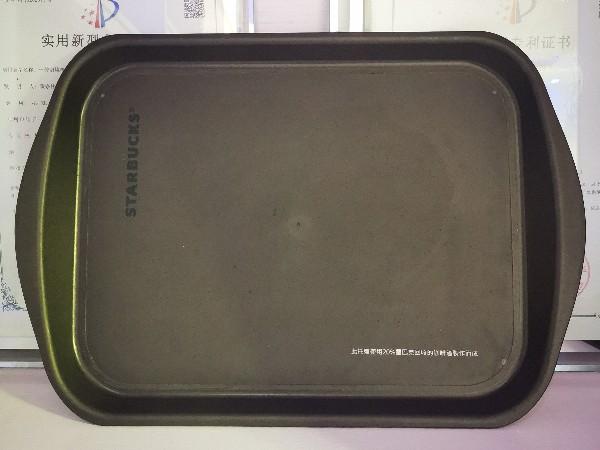 PP咖啡纤维应用案例——星巴克咖啡托盘
